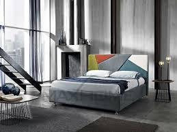 Camere matrimoniali complete classiche o moderne. Letto Matrimoniale Loft Maxhome Con Contenitore In Ecopelle Moderno Ebay