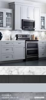 kitchen ideas white cabinets black appliances. White Cabinets With Stainless Steel Appliances Has Fceadebdbdcccc Dark Gray Kitchen Black Ideas S