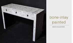 pandora bone inlay collection