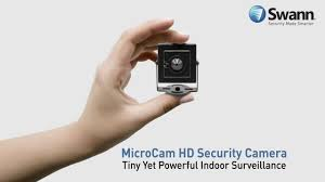 Swann Microcam 720p Security Camera Sample Cctv Footage Review Video