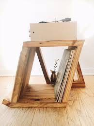 Photo Album Display Stand Aframe Vinyl Record Storage W Album Display Stand Flotsamist 29