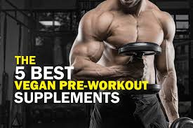 best vegan pre workout supplements cover image