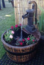 diy water fountain ideas and projects