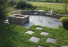patio with square fire pit. Looking To Build Your Own Square Fire Pit, Or Have One Built? Patio With Pit T