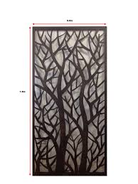bright and modern wood metal wall panels simple design decor fascinating 70 inspiration of decorative large