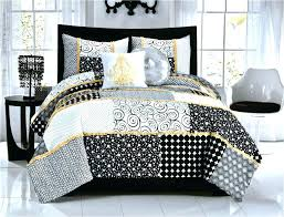 gray and white bedding boys king rugby stripes comforter set grey black red pattern colors horizontal navy yellow cr