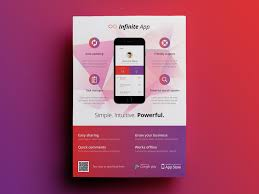 Design Flyer App Sneak Peek Of Upcoming App Flyer 2 App Promotion App