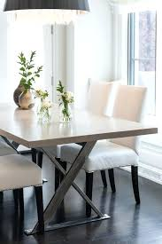 white leather dining chairs gray x base dining table with white leather chairs white leather dining