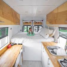 Van Conversion Interior Design 59 Sprinter Van Conversion Interior Design Camper Van