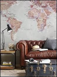 travel theme decorating ideas - global decor - world travel decorating -  around the world theme