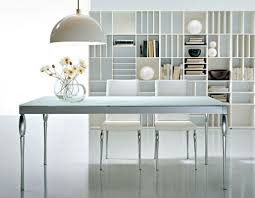 White Dining Room Furniture White Glass Dining Room Table 16851