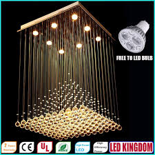 modern chandelier replacement crystals elegant find more chandeliers information about square led crystal than modern chandelier