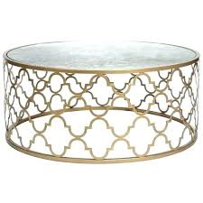 gold metal side table gold round side table meridian coffee table found on a metal coffee gold metal side table