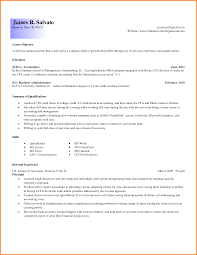Forensic Science Student Resume Entry Level Accounting Resume Entry