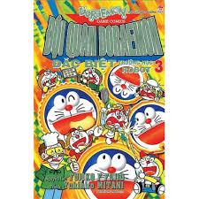 Sách - Đội quân Doraemon Đặc biệt - Tập 3, Giá tháng 11/2020
