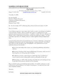 Creating Cover Letter Creating A Cover Letter For A Job Application Sample Cover Letter 16