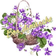 """Résultat de recherche d'images pour """"gifs bon dimanche fleuri"""""""