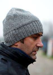 Mens Beanie Knitting Pattern Best Chunkeanie Woolly Wormhead