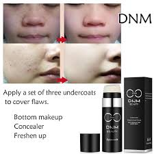 dnm concealer stick air cushion cc cream makeup face foundation brighten skin long lasting natural highlight