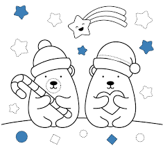 More than 600 free online coloring pages for kids: Christmas Coloring Pages For Kids