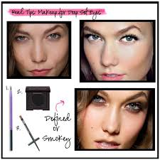 have you ever plained that eye makeup doesn t show or enhance your deep set eyes top model karlie kloss proves that