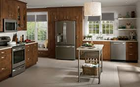 painted kitchen cabinets with white appliances. Kitchen With Stainless Steel Appliances Fresh New Range Cookers Of Painted Cabinets White
