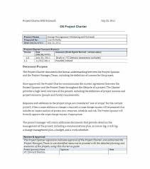 project charter sample 40 project charter templates samples excel word template archive