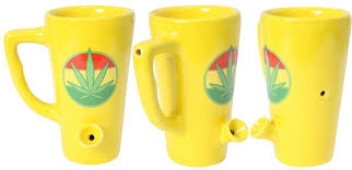 Mini bongs or small bongs are one of our favorites, you can take the mini bongs anywhere you go, perfect for traveling and having a picnic sesh with friends outdoors! One Theme Shops Others Home Decor Kitchen Dining Coffee Tea Cups Mug Bong