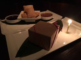Zen Ful Donuts And Mini Chocolate Birthday Cake Yelp