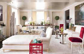 The Sophisticated Interior Designers by AD 100 List  I Part Daniel  Romualdez Architects Living Room ...