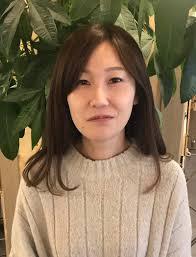 髪型で顔の印象が変わるビフォーアフター 韓国ソウル 日韓ハーフ