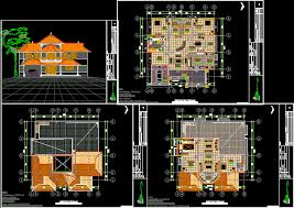 house plan autocad drawing bibliocad architecture plans for dwg house plans