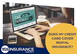 Maybe you would like to learn more about one of these? Does My Credit Card Cover Rental Insurance Tgs Insurance