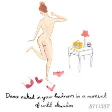 alternative new year s resolutions we actually like stylist alternative new year s resolutions illustrated by emma block