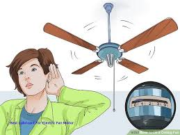 how to oil a ceiling fan with wikihow best lubricant for electric fan motor of lubriplate