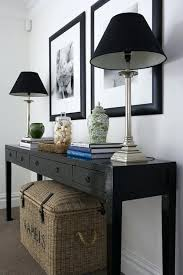 black sofa table with drawers enchanting console antique wonderful transitional black sofa table with drawers