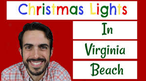 Christmas Light Show In Virginia Beach Virginia Beach Christmas Lights 2019