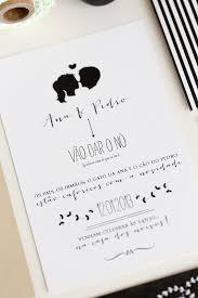 Ana Pedros Modern Organic Wedding Invitations