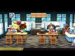 Small Picture Animal Crossing Happy Home Designer Decorating the Restaurant
