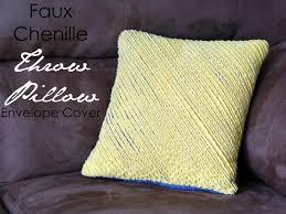 chenille throw pillows. Wonderful Pillows Faux Chenille Throw Pillow Intended Pillows L