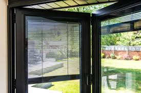 patio doors with blinds inside reviews. black bifold door with integral blinds patio doors inside reviews
