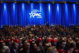 At CPAC, It's Now an All-Trump Show ...
