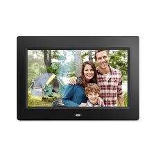 10 inch digital photo frame with 4gb built in memory front