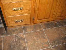 Kitchen Laminate Floor Tiles Elegant 7 Kitchen With Laminate Flooring On Laminate Flooring