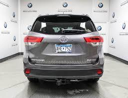 2018 Used Toyota Highlander XLE V6 AWD at Motorwerks BMW Serving ...