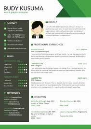 Creative Resume Word Templates Free Ms And Cv 2010 Elegant Myenvoc