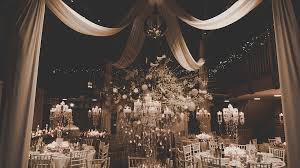 ed clayton photography save the mill barn is decorated with white ds and candelabras for a beautiful winter wedding