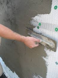 How To Apply Stone Veneer Siding Stone Veneer - Exterior stone cladding panels