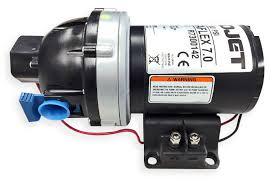xylem flojet r7300142 pentaflex diaphragm pump aero specialties view 2 xylem flojet r7300142 pentaflex diaphragm pump