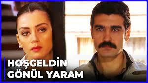 Nazmi, Leyla'nın Karşısına Çıktı!   Yaprak Dökümü 110. Bölüm - YouTube